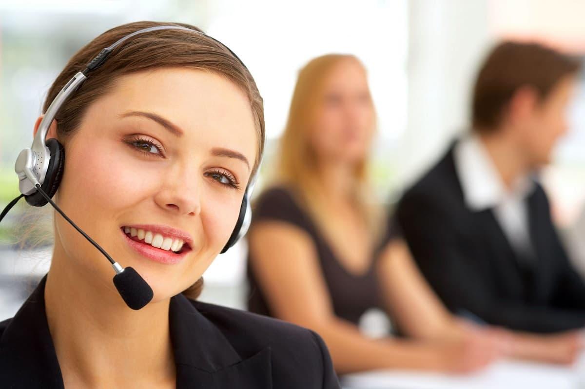 Atención al Cliente de empresa de telefonía