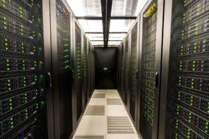 Sala centro de datos Stackscale Madrid