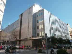 Oficinas centrales de El Corte Inglés en Madrid