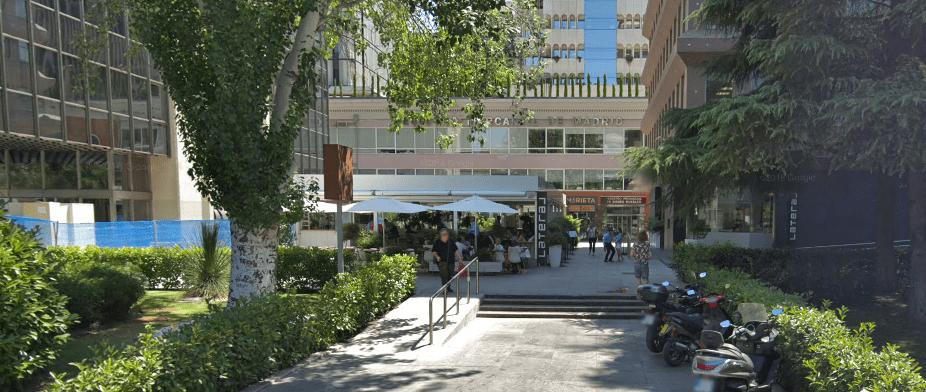 Registro Mercantil Madrid