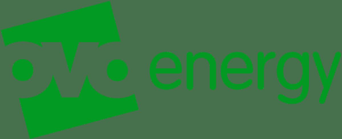 logotipo ovo energy