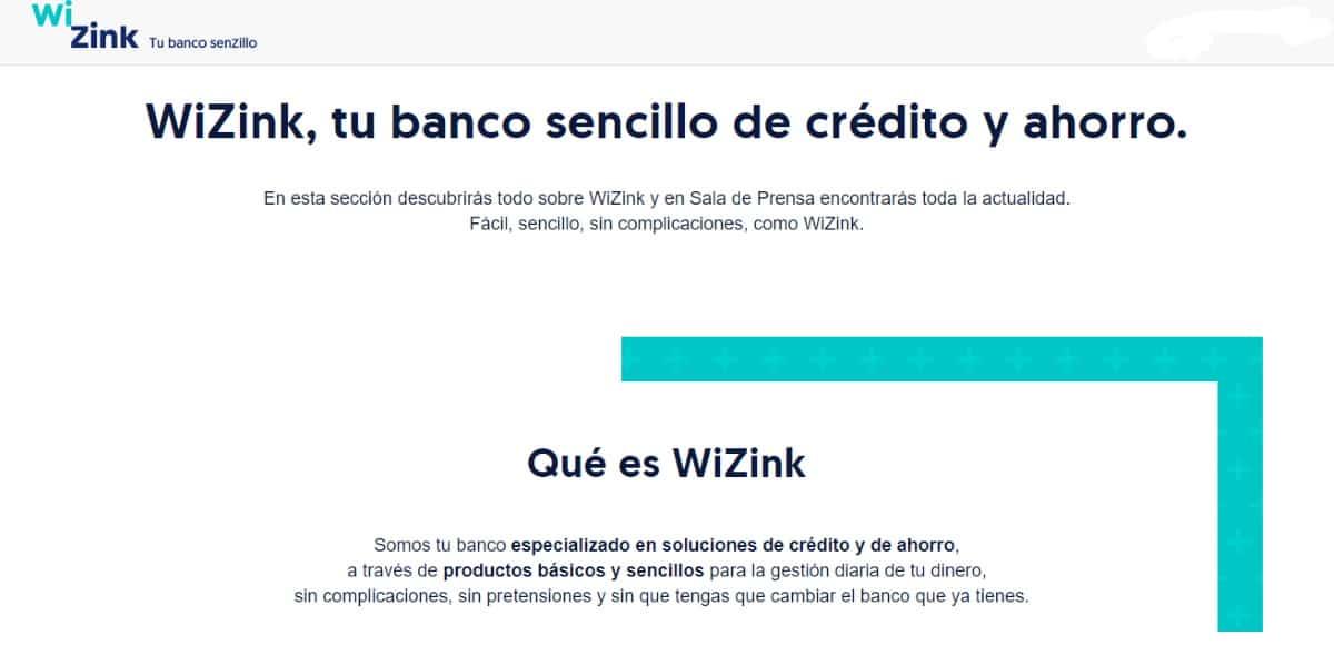 telefonos de WiZink para gestiones y consultas