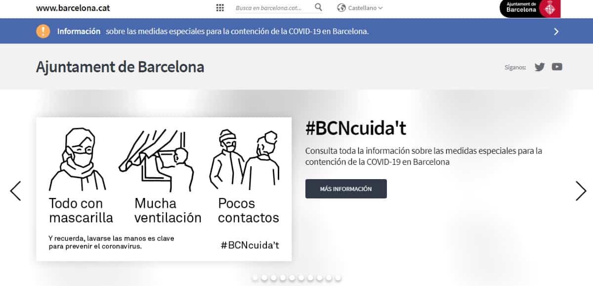 telefonos ayuntamiento de barcelona
